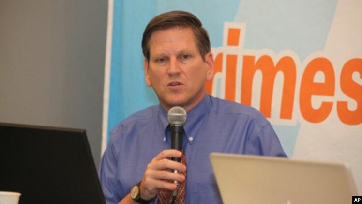 Phó giám đốc phụ trách khu vực Châu Á của tổ chức Human Rights Watch Phil Robertson