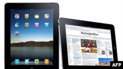 iPad поступает на прилавки американских магазинов