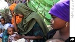소말리아의 난민들