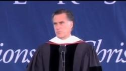 2012-05-13 美國之音視頻新聞: 羅姆尼公開反對同性婚姻