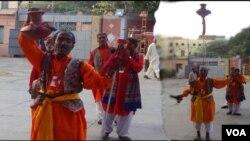 سندھی ثقافت کی ایک جھلک مٹکا رقص
