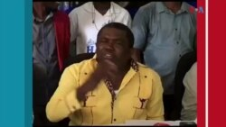 Ayiti-Dezòd pete nan okazyon siyati yon akò politik