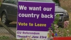 蘇格蘭尋求從英國獨立舉行新公投(粵語)
