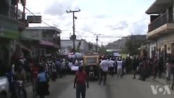 Ayiti: Manifestasyon nan Kap-Ayisyen Kont Demolisyon Kay pou Konstri Kanal