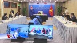 Việt Nam-New Zealand nâng quan hệ lên thành Đối tác chiến lược
