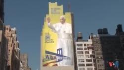 Nova Iorque anseia visita do Papa