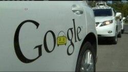 Ґугл-кари скоро на дорогах! За 6 років випробувань 11 аварій. Відео