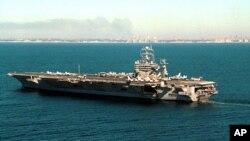 Авианосец «Джордж Вашингтон» (USS George Washington)