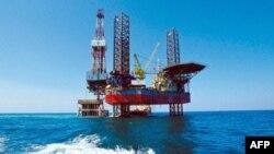 Giàn khoan dầu của Tổng Công ty Dầu khí Hải dương Trung Quốc (CNOOC) ngoài khơi Biển Bột Hải