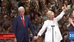 Tổng thống Obama chính thức ủng hộ ứng viên Hillary Clinton