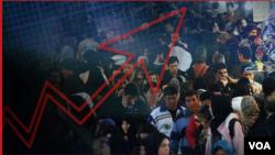 افزایش نرخ تورم خانوارهای ایران