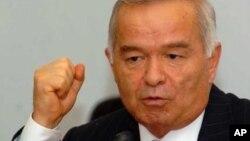 O'zbekiston prezidenti Islom Karimov