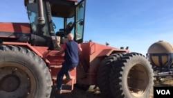 Poljoprivrednik iz Kanzasa Rodni Grejser