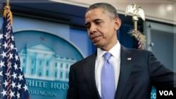 Hasta que no se sepa con certeza quién será su contrincante, Obama combate contra todo el Partido Republicano.