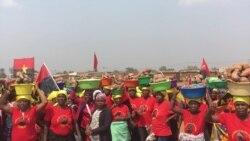 CASA e MPLA em pre campanha na Huíla - 1:21