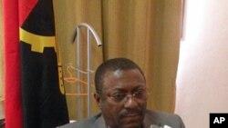 Procurador geral adjunto de Angola, Pascoal António Joaquim.