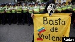 Caracas ha sido en 2016 la ciudad más violenta del mundo según un reporte del Consejo Ciudadano para la Seguridad Pública y la Justicia Penal (CCPJP).