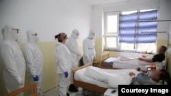 Povećan priliv pacijenata na kovid odjeljenja tokom marta
