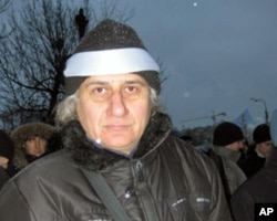 弗拉基米尔来自莫斯科郊外的诺金斯克地区