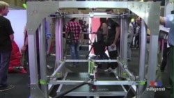 London Exhibit Shows Advances In 3D Printing