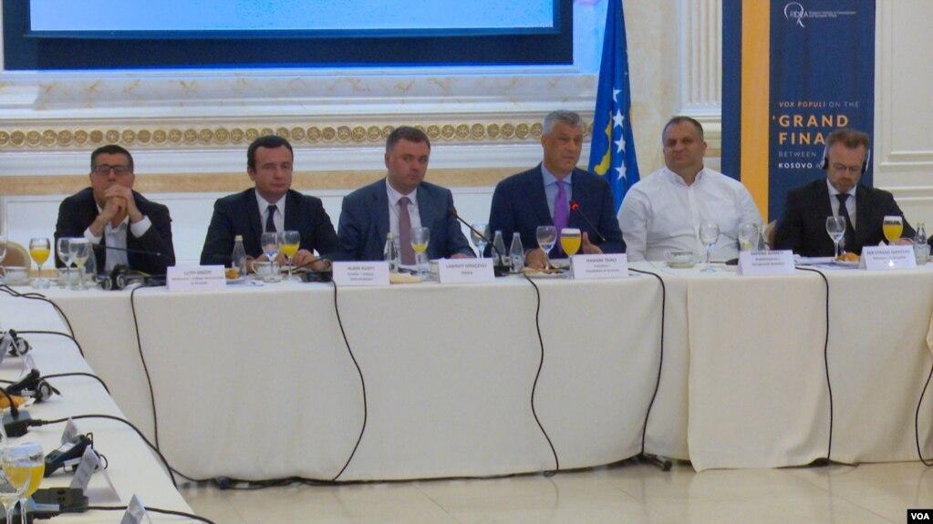 Thaçi: Mungesa e marrëveshjes Kosovë – Serbi, rrezik për qëndrueshmërinë në rajon