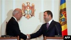 Визит вице-президента США Джо Байдена в Кишинев. Март 2011г.
