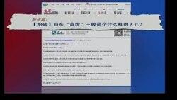 """媒体观察:中国反腐:山东首个省部级""""虎""""被囚"""