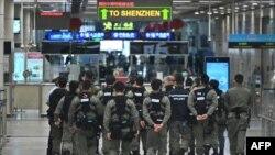 Hong kong imposes quarantine as Corona virus spreads