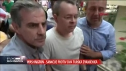 SAD: Sankcije za turske zvaničnike odgovorne za zatvaranje američkog pastora