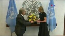Ով է ՄԱԿ-ում ԱՄՆ մշատական նոր ներկայացուցիչը
