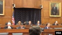 جلسه کنگره آمریکا برای بررسی پایبندی ایران به توافق هسته ای ژنو - ۲۰ خرداد ۱۳۹۳
