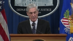 Mueller: 'A Sitting President Cannot Be Charged with a Crime'