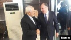 وزیر امور خارجه ایران با همتایان آذربایجان و ترکیه در رامسر دیدار کرد.