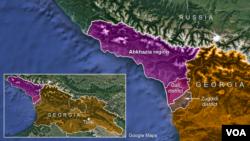 Abkhazia region, Georgia