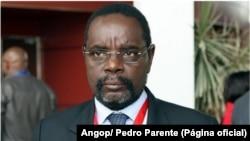 Paulo Zucula, ex-ministro moçambicano dos Transportes e Comunicações, acusado de corrupção.