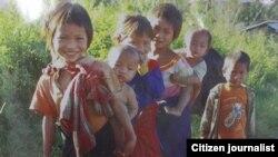 Anak-anak di Laos menderita malnutrisi (foto: ilustrasi).
