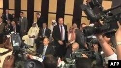 არაბული ლიგის დიპლომატები დღეს ხვდებიან