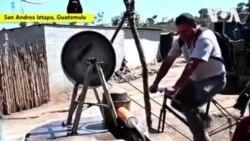 ԱՌԱՆՑ ՄԵԿՆԱԲԱՆՈՒԹՅԱՆ. Գվատեմալայի տեղաբնիկները անսարք հեծանիվներից սարքեր են պատրաստում