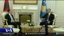 Presidenti i Shqipërisë, Bujar Nishani viziton Kosovën