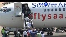 Manchetes Africanas 12 Novembro 2019: Restruturação das linhas aéreas da Africa do Sul