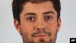 Christopher Lane, de 22 años, víctima de los tres jóvenes de Dunca, era estudiantes de la Universidad Central de Este.