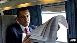 Президент США совершит 10-дневное азиатское турне