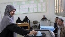رأی گيری برای مجلس عليا مصر آغاز شد