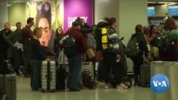Europe Slams US Coronavirus Travel Ban as Financial Markets Plummet