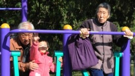The one-child policy has resulted in a demographic time bomb for the world's most populous nation where the aging population is causing major economic and social problems, October 25, 2011