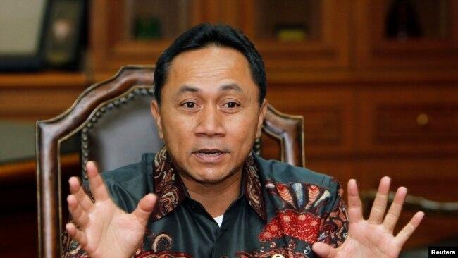 Wakil Ketua MPR, Zulkifli Hasan