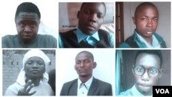Activistas presos em Cabinda desde o dia 10 de Dezembro de 2019