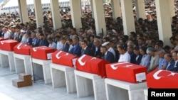 شمار قربانیان کودتای نافرجام اخیر در ترکیه به ۲۶۵ نفر رسید.