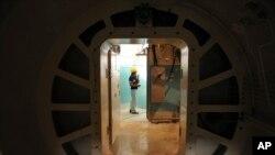 ورودی راکتور در نیروگاه اتمی بوشهر