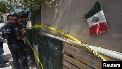 Según las autoridades, Vargas Güemes confesó haber participado en el secuestro de varios turistas en Cancún.